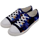 Universe Exploded Women s Low Top Canvas Sneakers View2