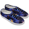 Universe Exploded Women s Classic Low Top Sneakers View3