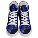Universe Exploded Men s Hi-Top Skate Sneakers View1