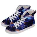 Universe Exploded Men s Hi-Top Skate Sneakers View2