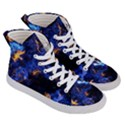 Universe Exploded Men s Hi-Top Skate Sneakers View3