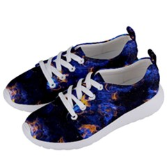 Universe Exploded Women s Lightweight Sports Shoes by WensdaiAmbrose