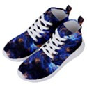 Universe Exploded Women s Lightweight High Top Sneakers View2