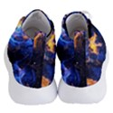 Universe Exploded Women s Lightweight High Top Sneakers View4