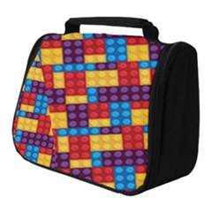 Lego Background Game Full Print Travel Pouch (small)