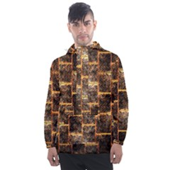 Wallpaper Iron Men s Front Pocket Pullover Windbreaker by HermanTelo