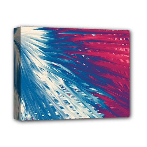 Lines Curlicue Fantasy Deluxe Canvas 14  X 11  (stretched)