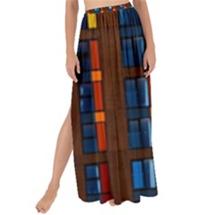 Architecture Color Colour Windows Maxi Chiffon Tie Up Sarong
