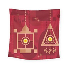 Background Objects Stylized Square Tapestry (small) by Pakrebo