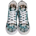 Water Forest Reflections Reflection Women s Hi-Top Skate Sneakers View1