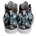 Water Forest Reflections Reflection Women s Hi-Top Skate Sneakers View4