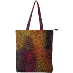Colors Exploding Paint Spray Double Zip Up Tote Bag by Pakrebo