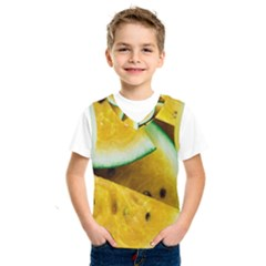 Sliced Watermelon Lot Kids  Sportswear