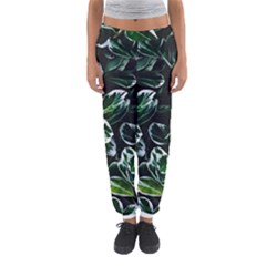 Beautiful Botanical Bright Women s Jogger Sweatpants