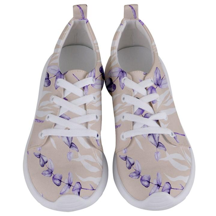 Floral Boho Watercolor Pattern Women s Lightweight Sports Shoes