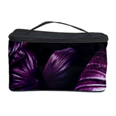Purple Leaves Cosmetic Storage
