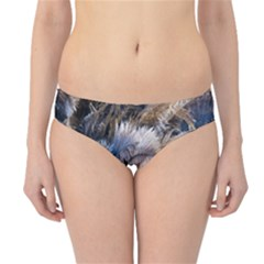 Dried Leafed Plants Hipster Bikini Bottoms