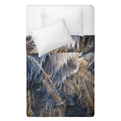 Dried Leafed Plants Duvet Cover Double Side (single Size)