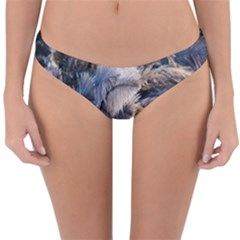 Dried Leafed Plants Reversible Hipster Bikini Bottoms