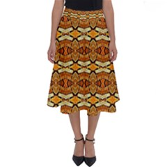 Ml-c5-2 Perfect Length Midi Skirt