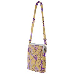 Floral Boho Watercolor Pattern Multi Function Travel Bag by tarastyle