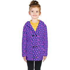 Ml-c5-5 Kids  Double Breasted Button Coat by ArtworkByPatrick