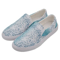 Spetters Stains Paint Men s Canvas Slip Ons by HermanTelo