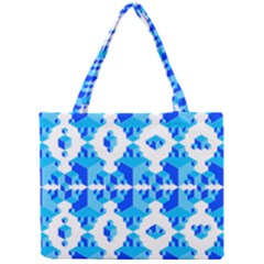 Cubes Abstract Wallpapers Mini Tote Bag by HermanTelo