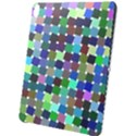 Geometric Background Colorful Apple iPad Pro 12.9   Black UV Print Case View1