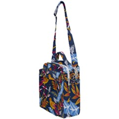 Colorful Birds In Nature Crossbody Day Bag by Wmcs91