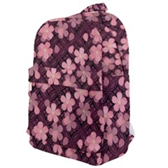 Cherry Blossoms Japanese Classic Backpack