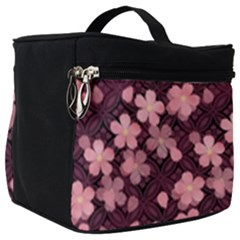 Cherry Blossoms Japanese Make Up Travel Bag (big) by HermanTelo
