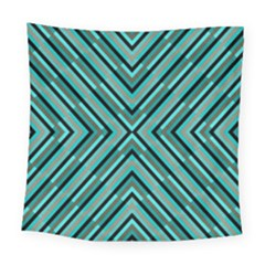 Fabric Sage Grey Square Tapestry (large)