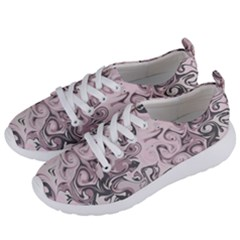 Crazy Swirls Women s Lightweight Sports Shoes by tarastyle