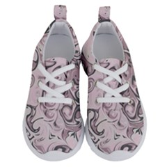 Crazy Swirls Running Shoes by tarastyle