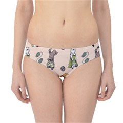 Funny Cats Hipster Bikini Bottoms