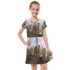 Architectural Design Architecture Buildings City Kids  Cross Web Dress