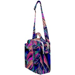 Tropical Leaves Resize 2000x2000 Same A3580b Crossbody Day Bag by Wmcs91