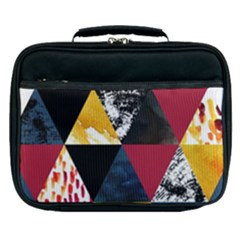 Triangles Lunch Bag by Sobalvarro