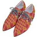 Zappwaits Retro Pointed Oxford Shoes View2