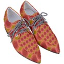 Zappwaits Retro Pointed Oxford Shoes View3
