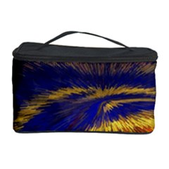 Bomb Background Pattern Explode Cosmetic Storage by Mariart