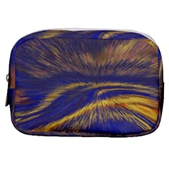 Bomb Background Pattern Explode Make Up Pouch (small)