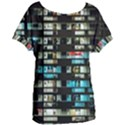 Architectural Design Architecture Building Cityscape Women s Oversized Tee View1