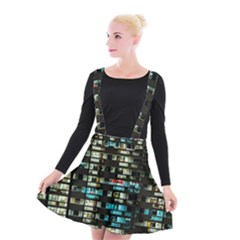 Architectural Design Architecture Building Cityscape Suspender Skater Skirt