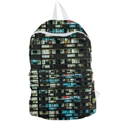 Architectural Design Architecture Building Cityscape Foldable Lightweight Backpack