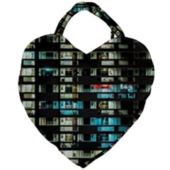 Architectural Design Architecture Building Cityscape Giant Heart Shaped Tote