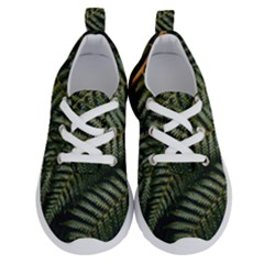 Green Leaves Photo Running Shoes