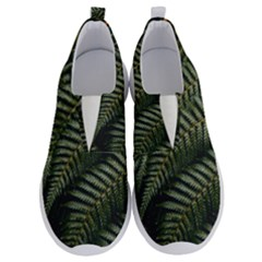 Green Leaves Photo No Lace Lightweight Shoes