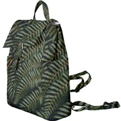 Green Leaves Photo Buckle Everyday Backpack